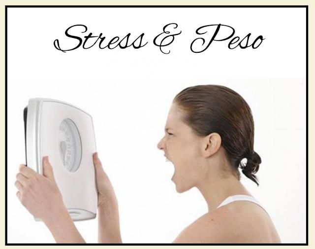 O estresse em excesso está ligado ao ganho de peso