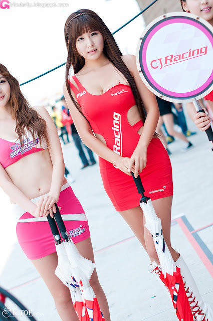 6 Ryu Ji Hye - CJ SuperRace 2012 R1-very cute asian girl-girlcute4u.blogspot.com