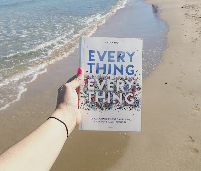 Avis livre Everything Everything Nicola Yoon film 2017 Coin des licornes Blog littéraire Toulouse