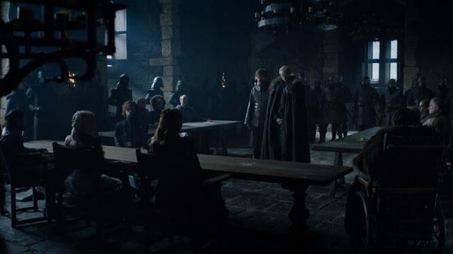 juego de tronos 8x02 Brienne ayuda a Jaime