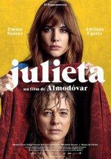 """Carátula del DVD: """"Julieta"""""""