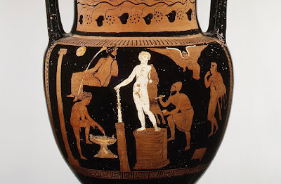 NY Metropolitan to loan rare krater to Greece's National Archaeological Museum for 150th anniversary