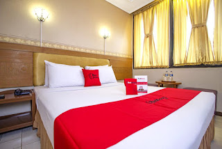 reddoorz hotel, penginapan, booking hotel, traveling, liburan