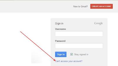 طريقة, استرجاع, حساب, Gmail, بعد, إختراقه, أو نسيان كلمة المرور.