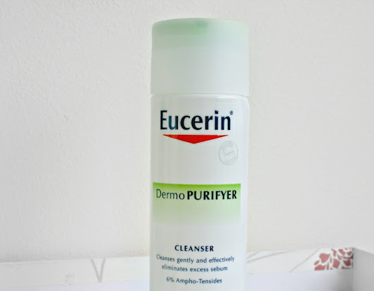 A Skincare Post: Eucerin DermoPurifyer Cleanser