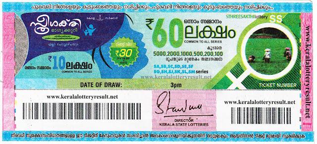 Buy Sthree Sakthi Kerala Lottery Online