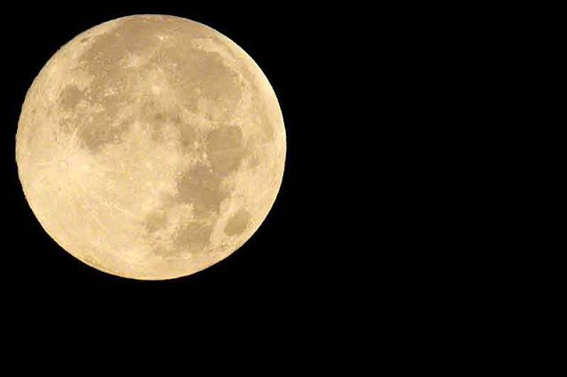 astronomy, full-moon, moon set, Okinawa, Japan