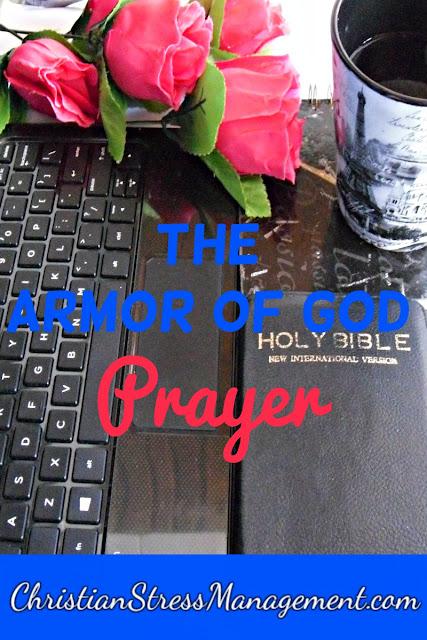 The Armor of God Prayer