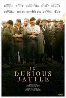 In Dubious Battle - Poster & Trailer