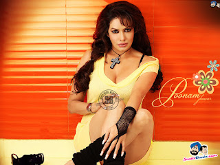 Poonam Jhawar In Hot Lemon Skirt