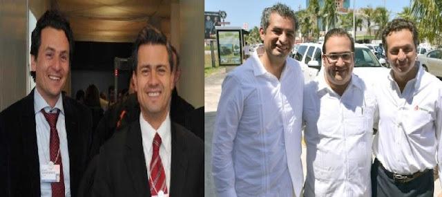 Peña Nieto, Duarte, empresas