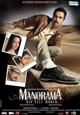 Manorama Six Feet Under 2007 Full Hindi Movie Download HDRip 720p