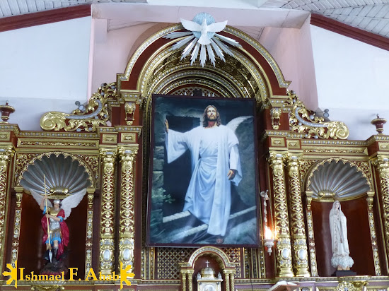 Altar of Saint Michael the Archangel Chapel, Fort Bonifacio