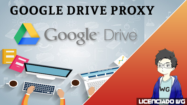 Google Drive Proxy Player