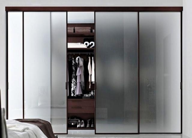model lemari minimalis