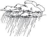 soal proses terjadinya hujan
