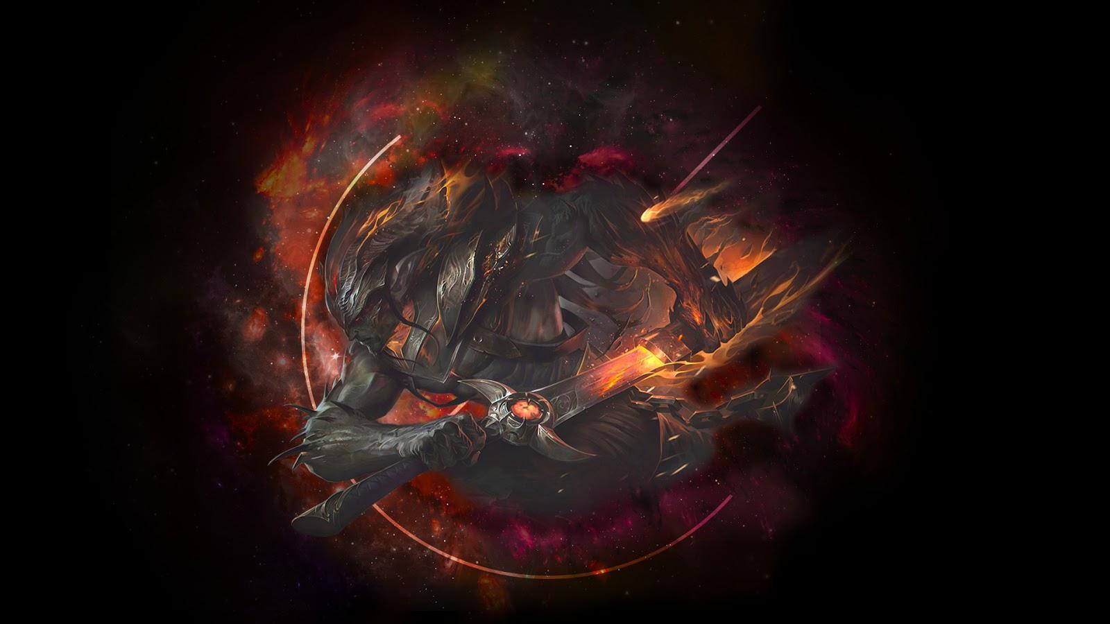 Ảnh Yasuo Quỷ kiếm mới đẹp cực chất nhất