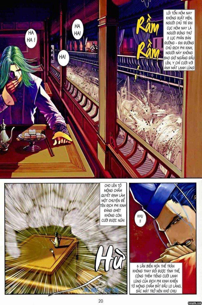 Ôn Thụy An Quần Hiệp Truyện chap 2 trang 18