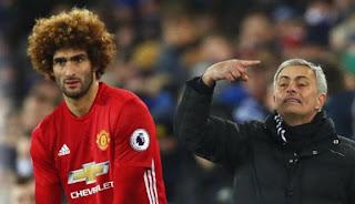 Jangkung, Alasan Mourinho Memasukkan Fellaini