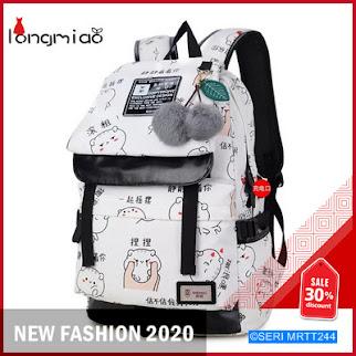 MRTT244T82 TAS KARTUN Tas Ransel Backpack Korea BMGShop