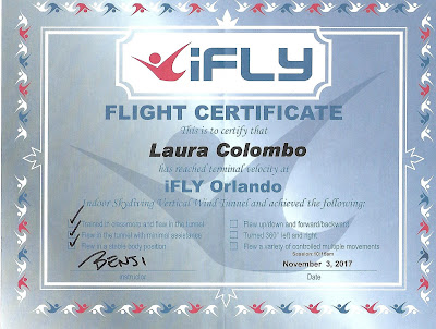 Certificado I-fly