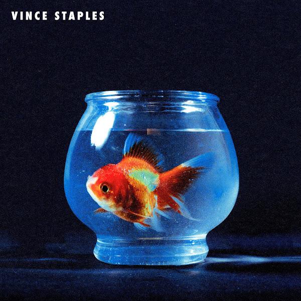 Vince Staples - Big Fish - Single Cover