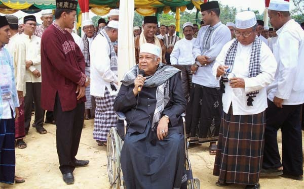 Biografi Abu Panton ( Ulama Aceh )