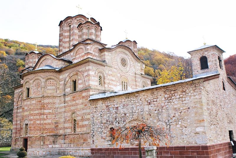 Ravanica Monastery in Serbia