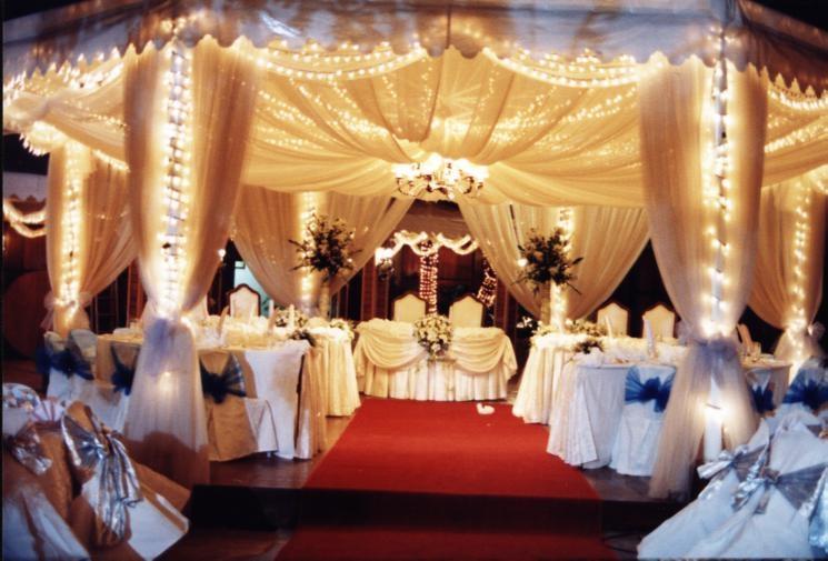 Summer Wedding Idea: Wedding Receptions