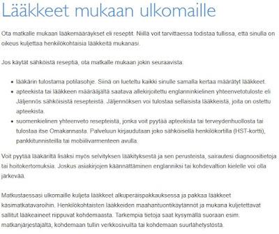 Eurooppalainen Sairaanhoitokortti Tilaus