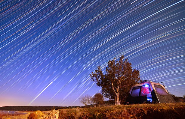 Star Trails 17