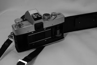 Minolta SR-T Super tampak dalam