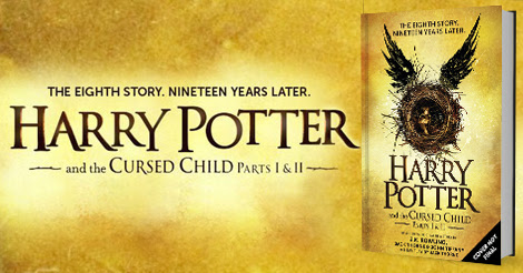 Review of HARRY POTTER AND THE CURSED CHILD Pts. 1 & 2