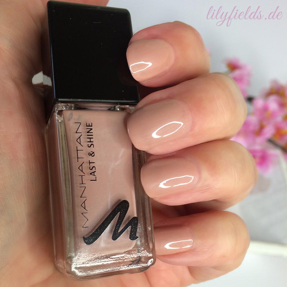 Nagellack von Manhattan Cosmetics | Lilyfields