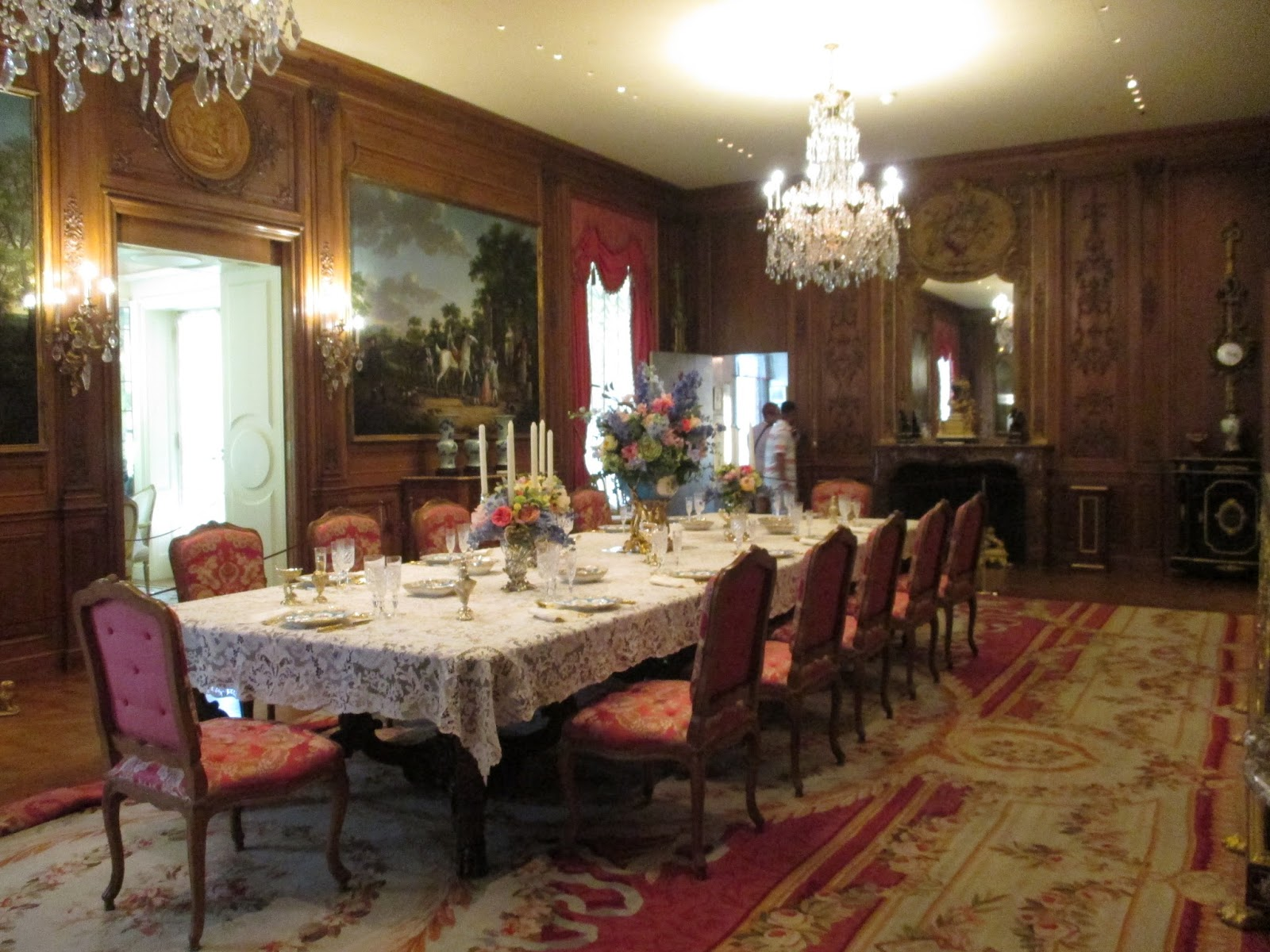 Confidence is Key: Hillwood Estate, Museum, & Gardens
