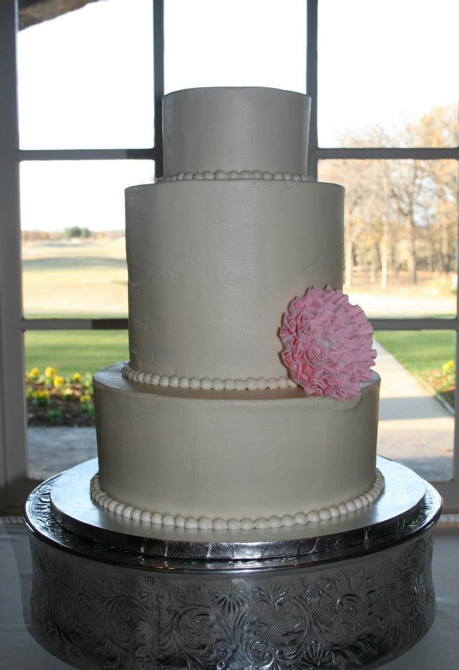 how tall is a 3 tier wedding cake redraspberry tiers 15561