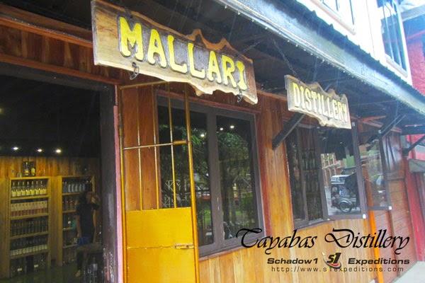 Mallari Distillery Tayabas - Schadow1 Expeditions