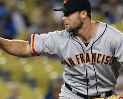 Hunter Strickland se enfada