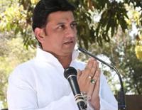 Former Maharashtra NCP Lawmaker Ranjitsinh Mohite Patil Joins in BJP