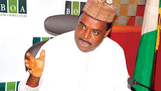 Agriculture sector needs proper funding, as an option, says BOA MD 1