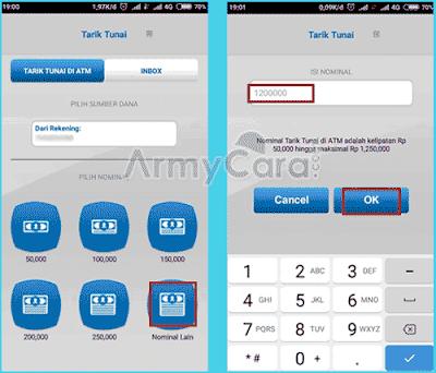 Lokasi ATM & Cara Mengambil Uang Tunai Tanpa Kartu ATM BCA