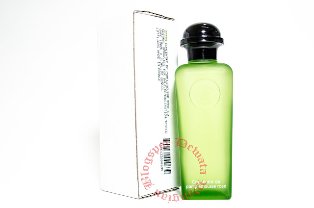 Hermes Concentré de Pamplemousse Rose Tester Perfume