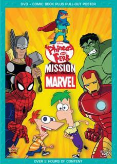 descargar Phineas y Ferb: Mision Marvel, Phineas y Ferb: Mision Marvel latino, Phineas y Ferb: Mision Marvel online