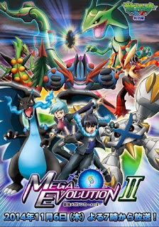Pokemon XY: Strongest Mega Evolution Act II Sub Indo Film