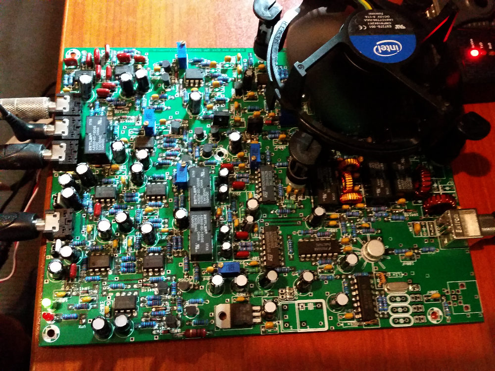 Genesis Radio G11 SDR transceiver project