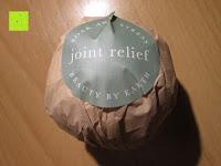 joint relief Verpackung: Badekugeln Geschenkpackung - 6 grosse Bio Badenbomben pro Packung - Einzigartige, luxuriöse und sprudelnde Kugeln - die ideale Geschenkidee - Hergestellt in den USA (Beauty by Earth)