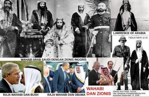 Sejarah Wahabi Yang Benar di Arab Saudi