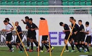 Skuat Thailand di piala AFF 2016