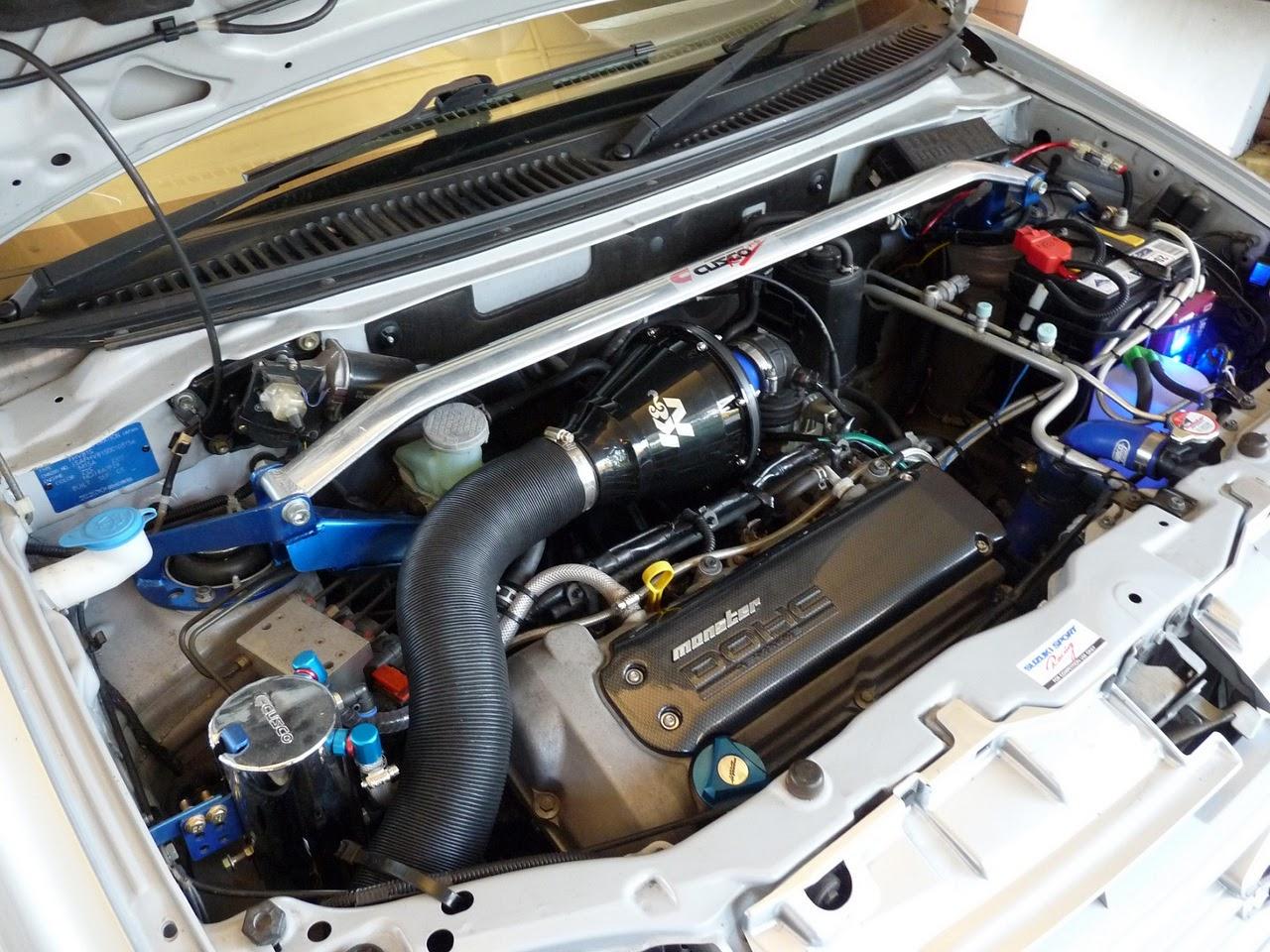 Suzuki Ignis Sport, silnik, M15A, VVT, 109 KM