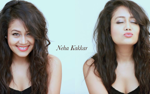 Latest: Beautiful Neha Kakkar HD Wallpaper